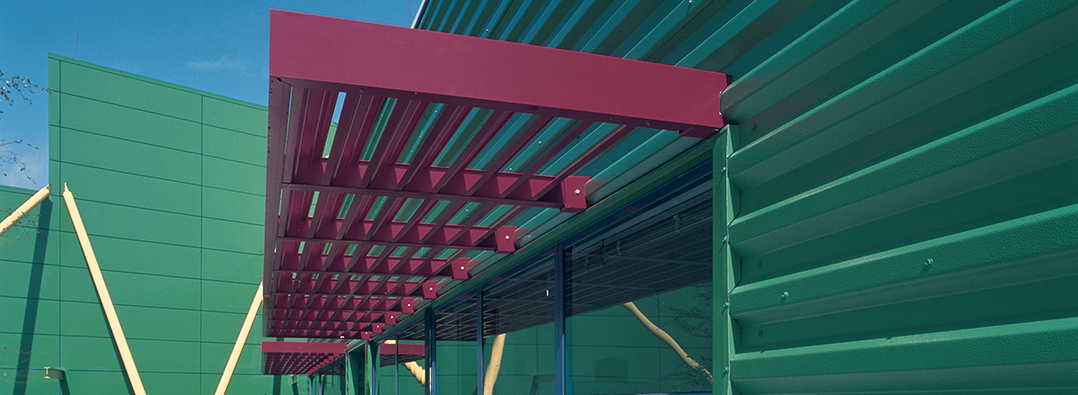 Industrial Applications Ppg Architectural Metal Coatings